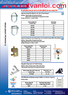 TY REN/TY TREO/TY RĂNG/THANH REN/ TY TREO mạ kẽm M6, M8, M10, M12, M16 – (High quality Galvanized Thread Rod) 1m, 2m, 3m, đạt tiêu chuẩn JIS B 1051 – JAPAN & DIN 975 & DIN 976- Đức, Đai treo /Cùm treo, Đai treo 2 mảnh (Pipe hanger/Conduit Clamp), tắc kê đạn, Đai treo Omega, cùm omega, Cùm Ubolt, Cùm Ubolt lá (U Bolts) Gía đỡ cơ điện (M&E/Mechanical Fixings, Fasteners and Spring steel Supports) Cùm treo ống / Kẹp treo ty & ống / Kẹp treo ống thép luồn dây điện, ống PCCC/ HVAC (Steel conduit hanger/Pipe hanger/Clevis Hanger), Kẹp xà gồ/ Kẹp dầm thép (Beam Clamp/Suspending Clamp/C-Clamp), Thanh chống đa năng (Unistrut Channel/ Strut/ C-Channel/ Double Unistrut profile ), Đai ốc lò xo cho thanh chống đa năng (Long spring nut), Tay đỡ đơn (Cantilever Arm), U cùm ( U bolts), Tắc kê đạn (Drop In Anchor), Đai treo (bát treo)