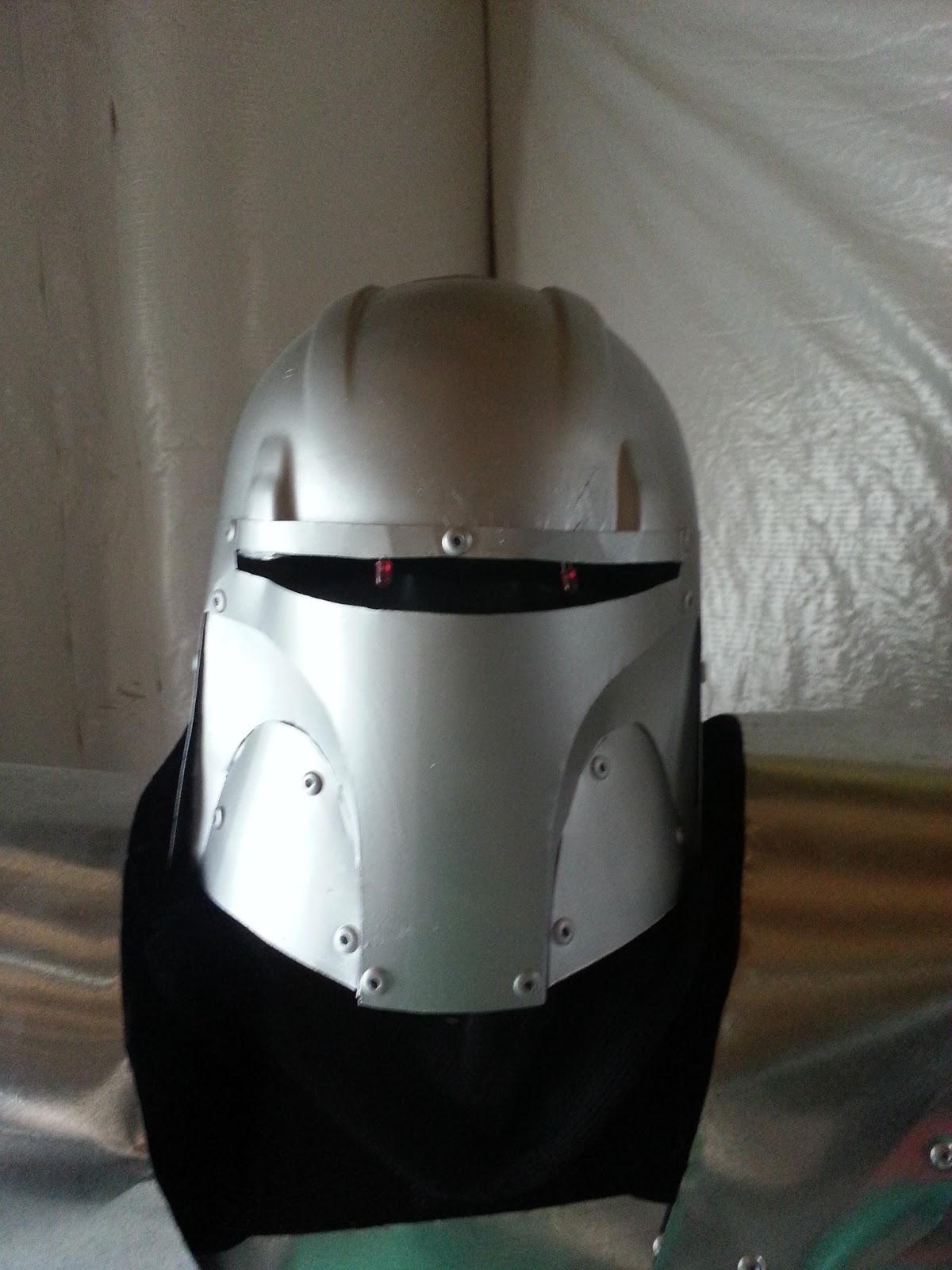 Diy Boba Fett Helmet Diy Design Ideas