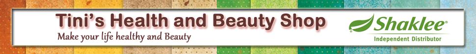Tini's Health & Beauty Shop