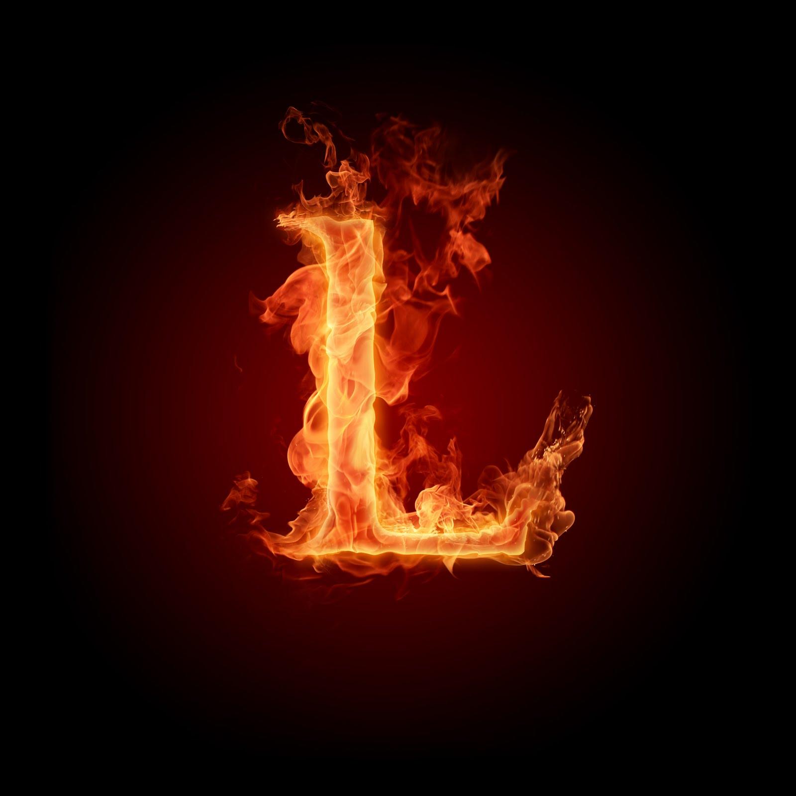 H Letter In Fire Hd coolbestpics: Fire let...