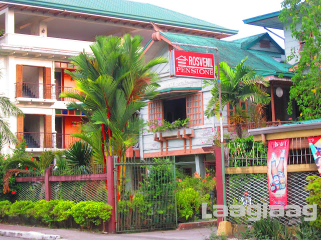 Rosvenil Pensione, Tacloban City