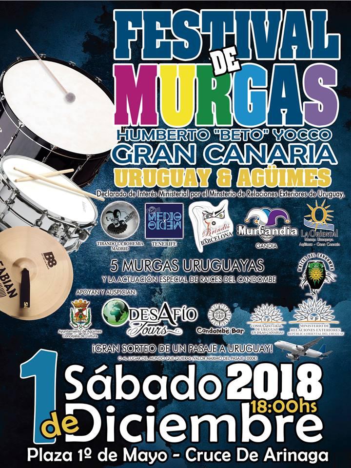 "Festival de Murgas Humberto ""Beto"" Vocco Gran Canaria"