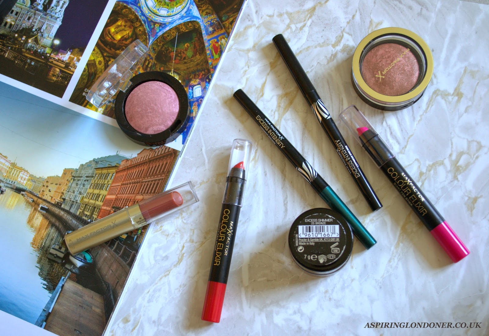 Best Of Max Factor Makeup Review Swatch - Aspiring Londoner