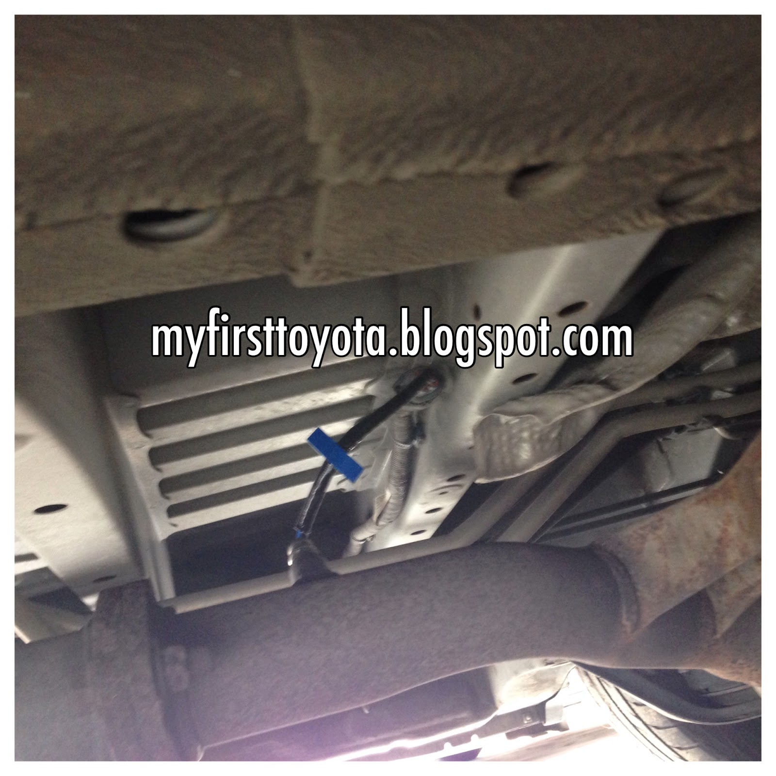 My Story Of Alphard O2 Sensor Faulty Oxygen Heater Circuit Failure That Could Lead To 02 Replacement Downstream