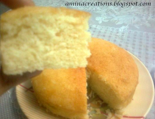 How To Make Sponge Cake