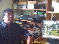 PY1PY - JOELSON -CAMBUCI-RJ