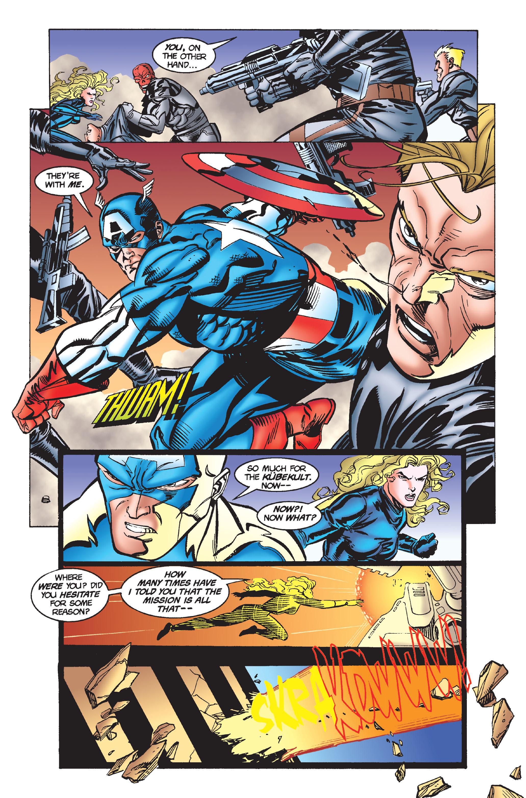Captain America (1968) Issue #446 #400 - English 21