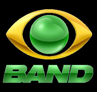 band logo TV Band é a emissora que mais cresceu no mês de Abril