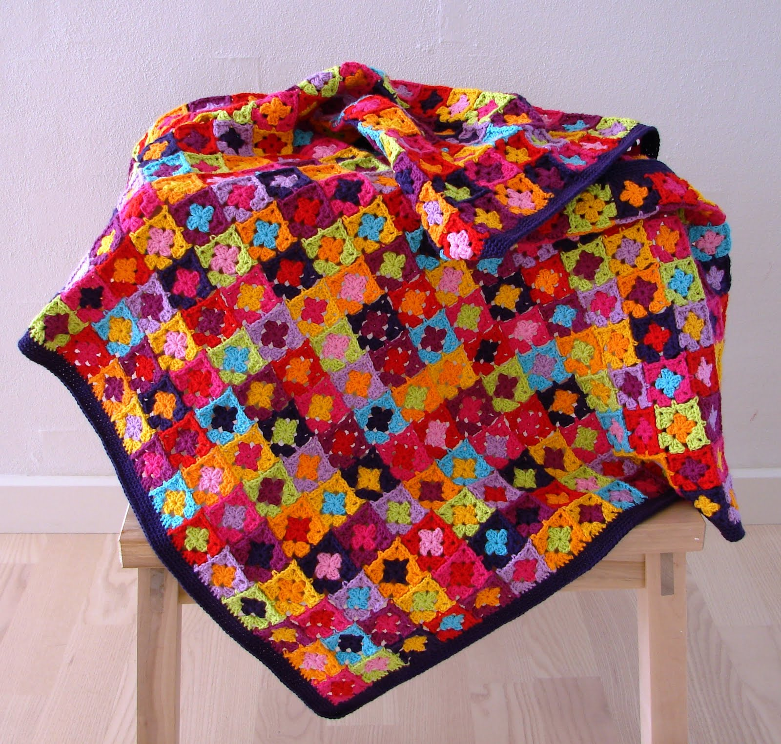 Knitting Patterns Free: crochet baby blanket