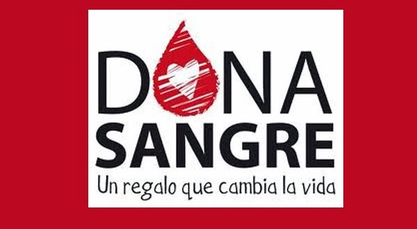 cartel donantes de sangre