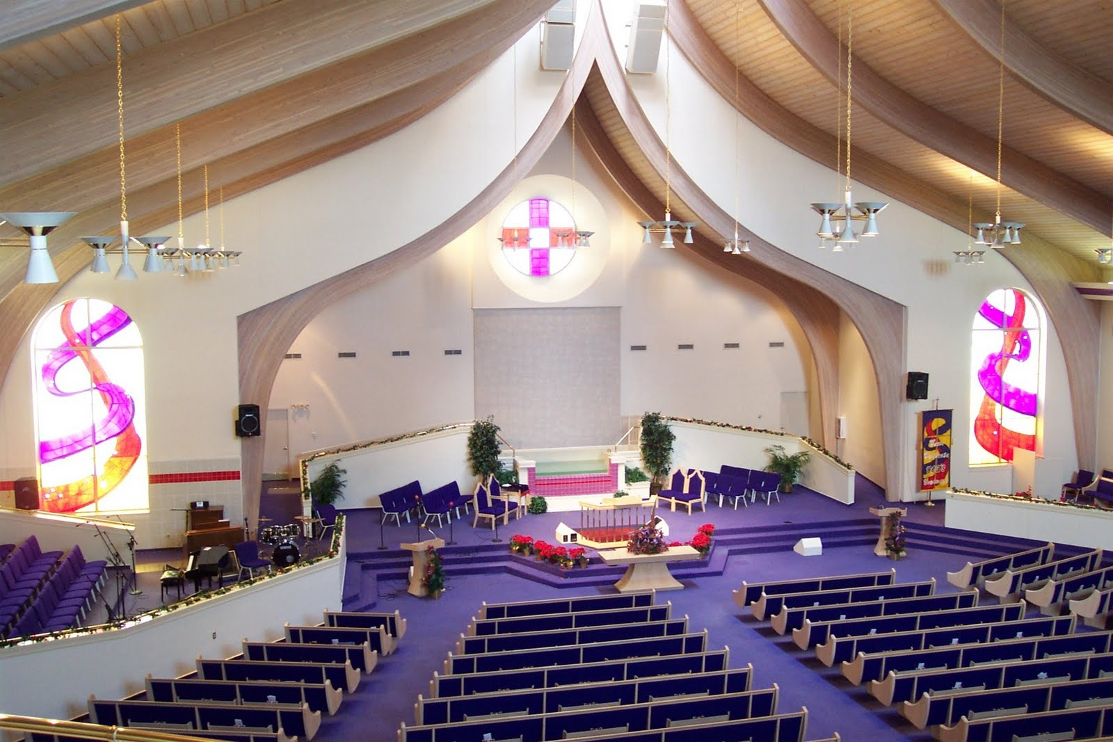 Building For Eternity Choosing A Color Scheme For Your Church