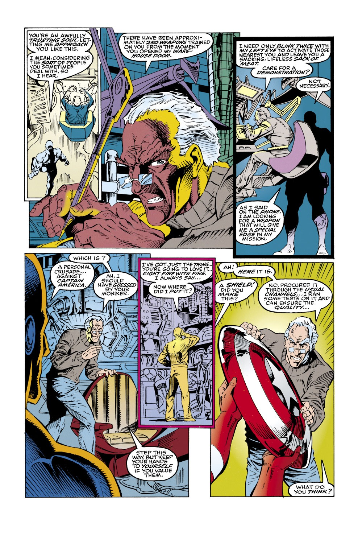 Captain America (1968) Issue #425 #375 - English 3