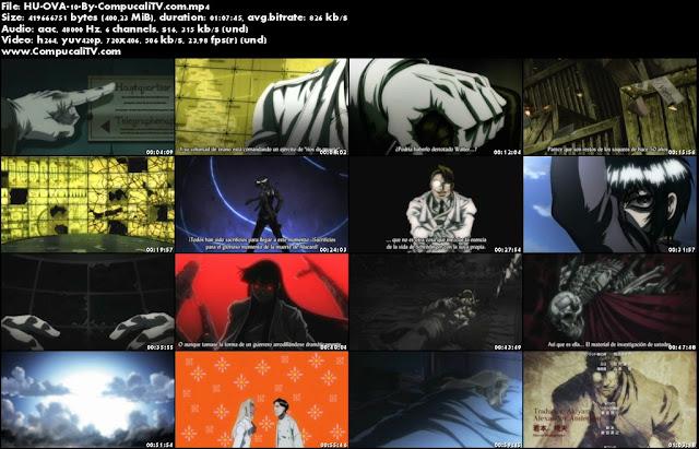 Hellsing Ultimate OVA Completa Subitulos Español Latino Descargar