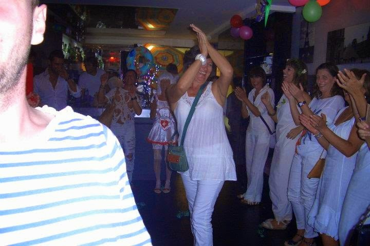 WHITE PARTY le 23 septembre au CAFÉ PARIS