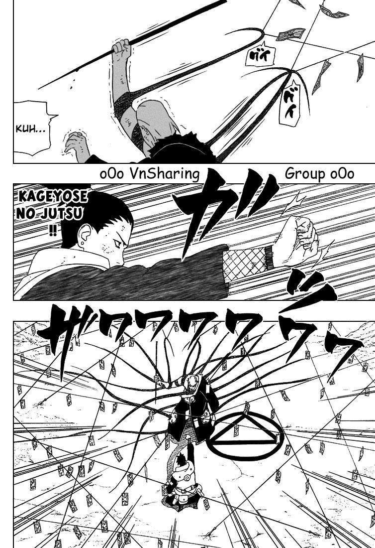 Naruto chap 338 Trang 9 - Mangak.info