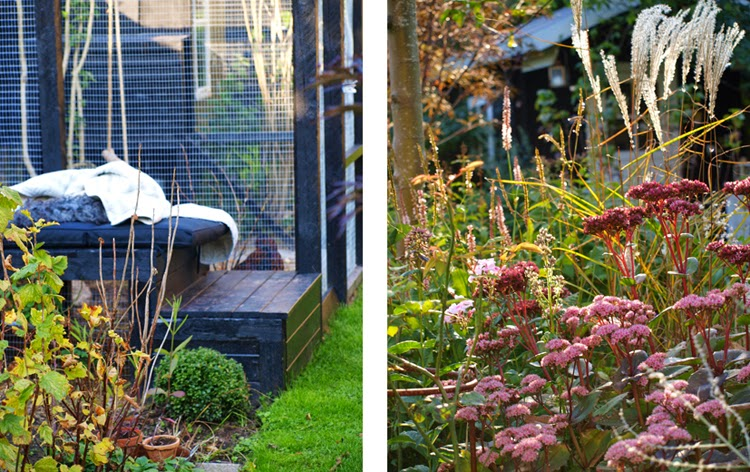 Sovepladser i haven