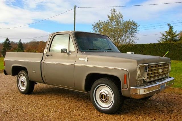 '75 Chevy truck