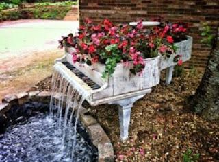 Dos Ideas para Reciclar Pianos, Decoración y Ecoresponsabilidad