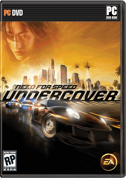 Need For Speed Undercover Full Iso