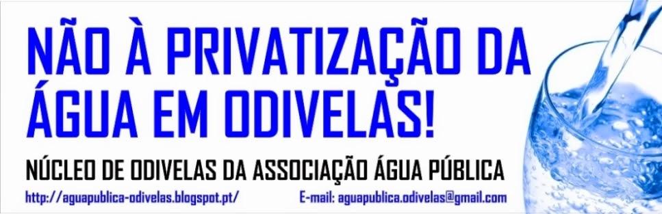 NÚCLEO DE ODIVELAS DA ASSOCIAÇÃO ÁGUA PÚBLICA