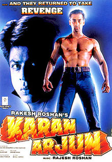 Karan Arjun (1995) Hindi Movie