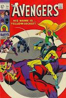 Avengers #59 comic image