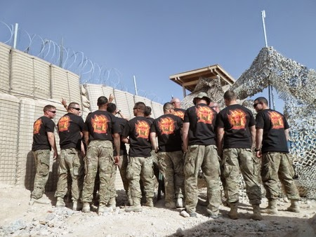 I had a blast in Afghanistan t shirt