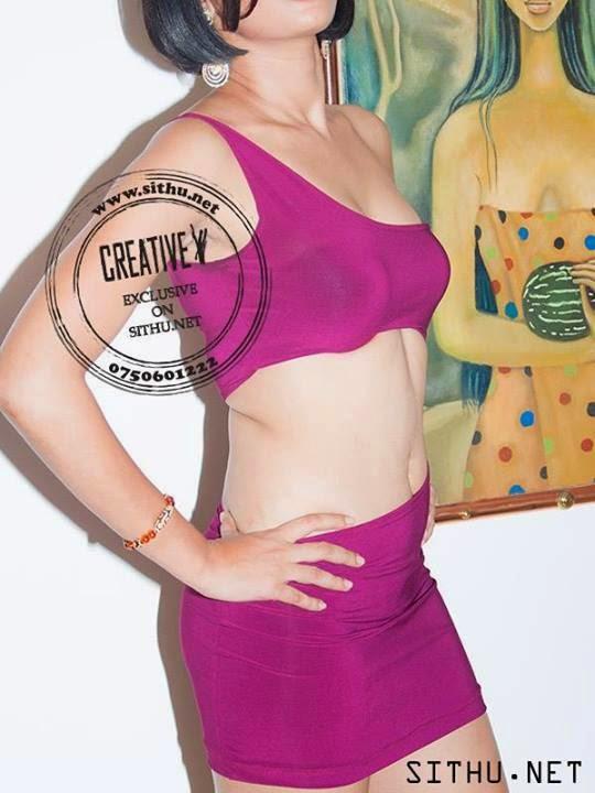 Tania Deen purple