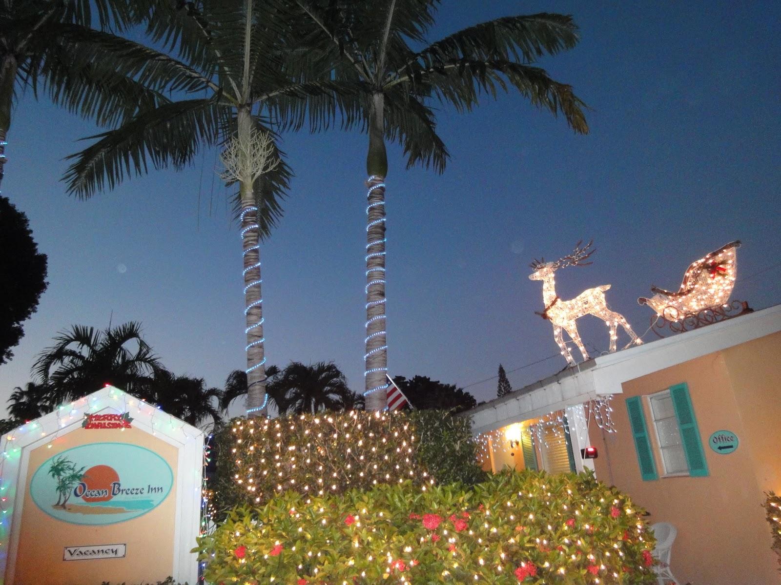 #956A36 Aux Etats Unis : Noël Dans Les Keys 5329 décorations de noel aux etats unis 1600x1200 px @ aertt.com