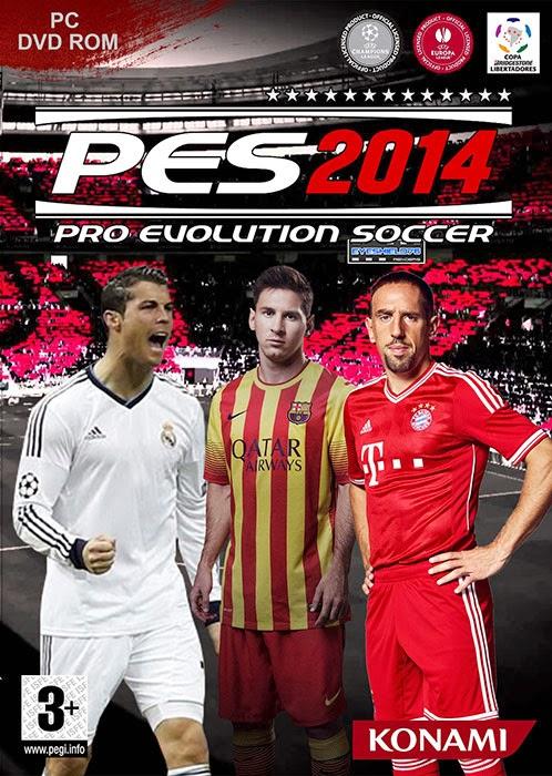 Pro Evolution Soccer 2014 [Spanish][1DVD5][Repack VictorVal]