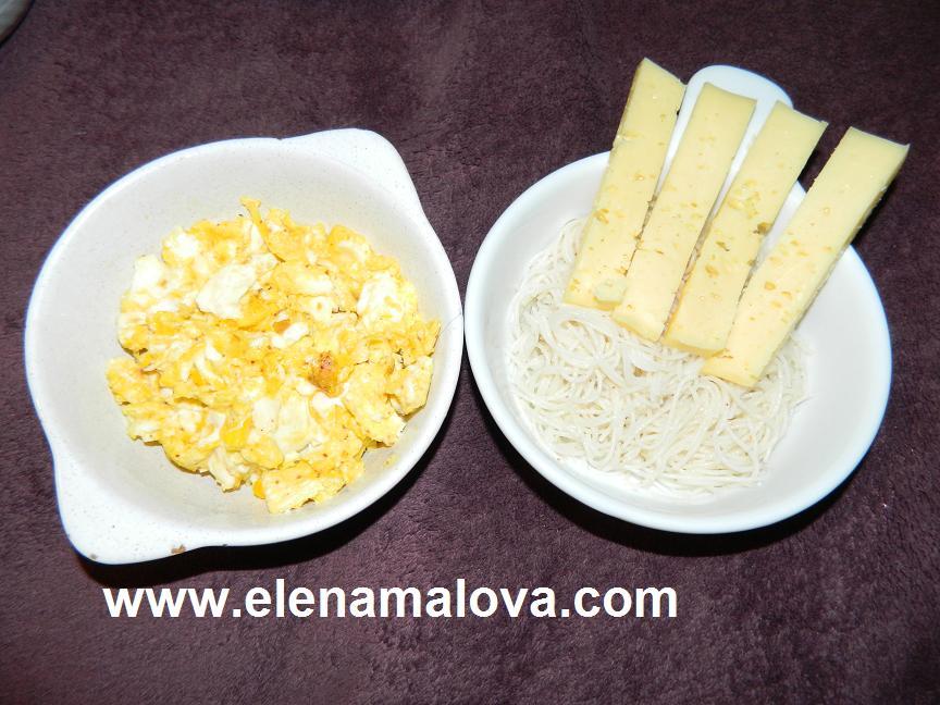 Elena malova cena light y saludable for Opciones de cenas saludables