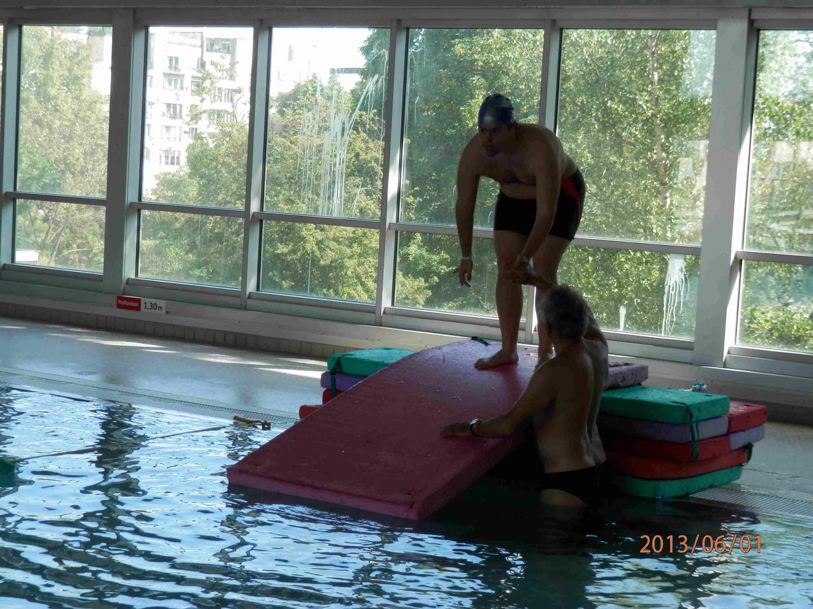 Sajh persan activites specifiques sportives juin 2013 for Piscine vanves