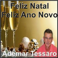 Nova Laranjeiras:Ademar Tessaro e Família desejam a todos um Feliz Natal e um Próspero ano