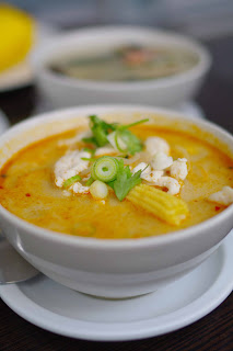Tom Kha (Chicken) Soup image