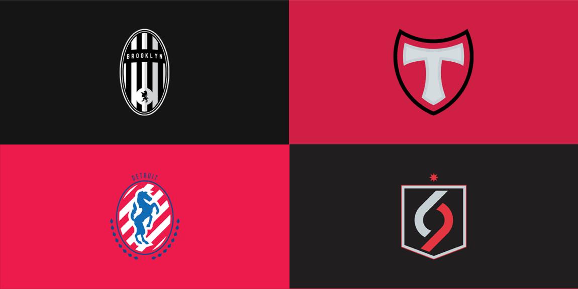 NBA Team Logos Redesigned as Football Crests (Gallery) : FOOTY FAIR