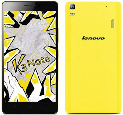 Lenovo K3 Note Complete Specs and Features