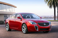 Buick Regal GS (2014) Front Side