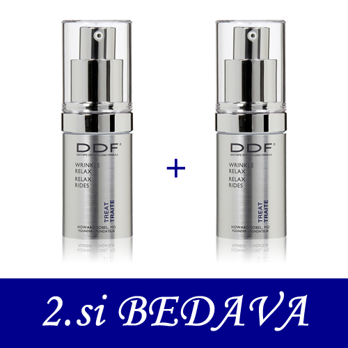 DDF Wrinkle Relax 15 ml 2.si BEDAVA