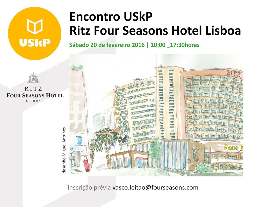 ENCONTRO USkP - RITZ FOUR SEASON'S HOTEL