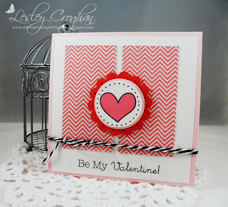 SRM Stickers Blog - Lesley Croghan - #Valentines #cards #pillow box #twine #stickers