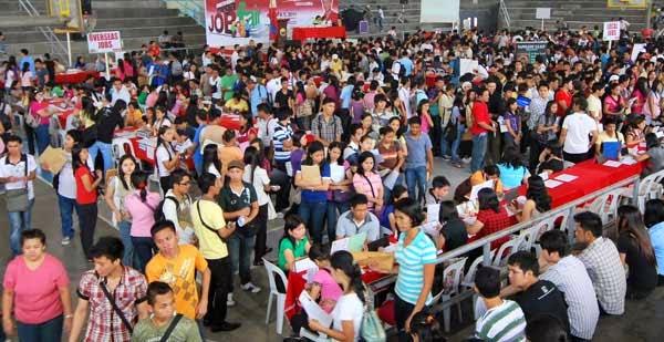 DOLE job fairs September 2014