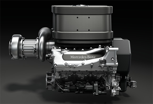 Mercedes-Benz 2014 Formula 1 engine, Formula one car, 2014 Formula one season, Mercedes-Benz Engine, V6 Engine, Turbochrager, KERS,