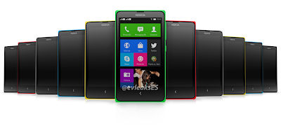 Nokia, Nokia Normandy