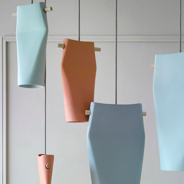 DENT CERAMIC PENDANT - THE ROUND BUTTON BLOG