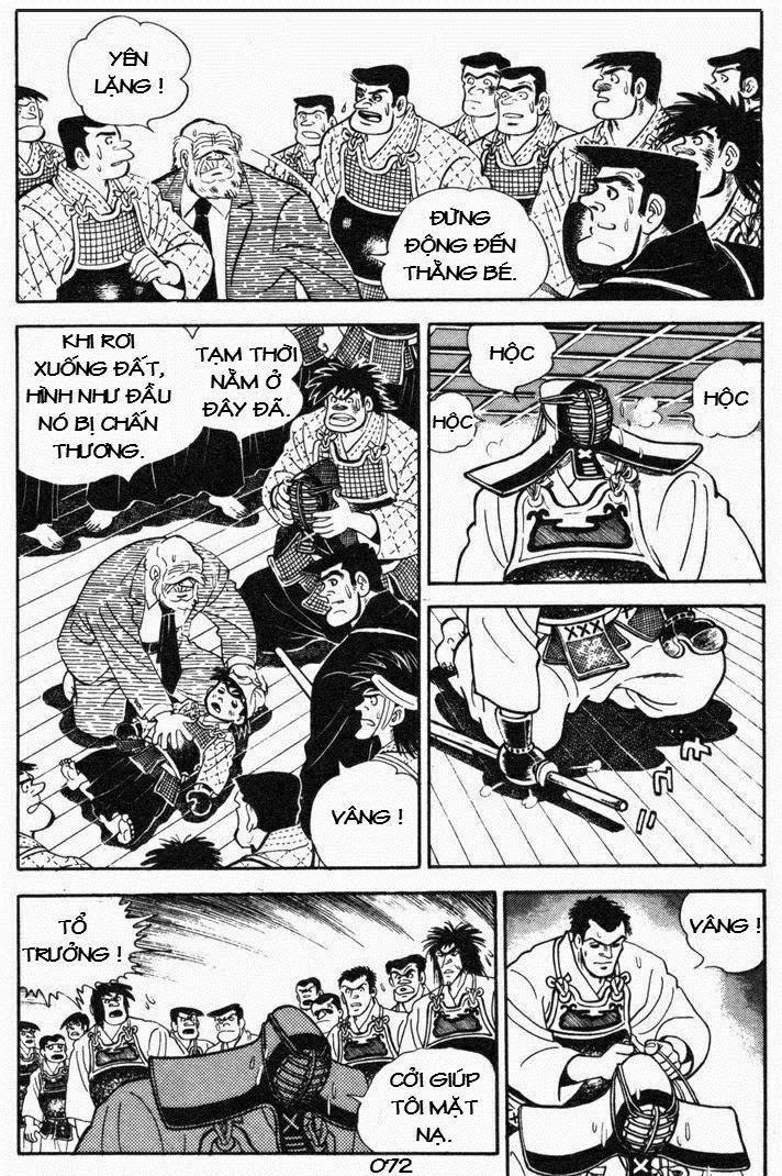 Siêu quậy Teppi chap 54 - Trang 31