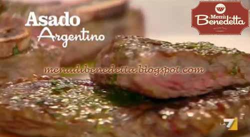 Asado argentino ricetta parodi da i men di benedetta for Cucinare diaframma
