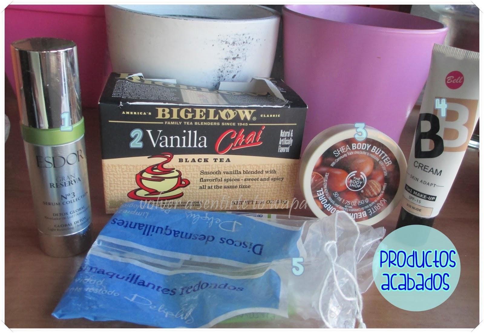 Productos acabados de belleza y cosmética - Volver a Sentirte to Wapa