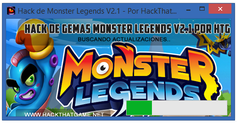 hack para monster legends