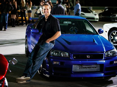 Bintang Fast And The Furious Paul Walker Maut Dalam Nahas Jalan Raya