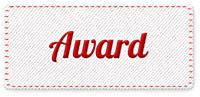 Erhaltenen Award